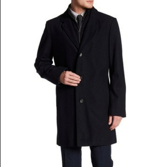 878db23d54 Tommy Hilfiger Men's Wool Pea coat. M_5ac331dd739d48e198f77164